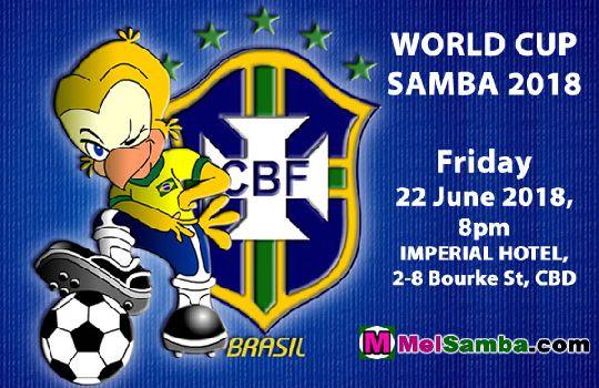 World Cup Samba 2018